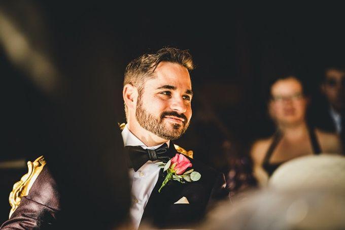 Luxury wedding in Venice by CB Photographer Venice - 021