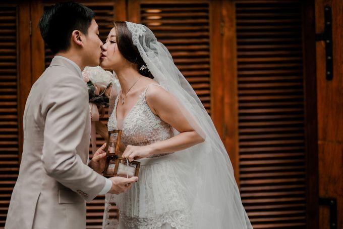 Alvin & Natasha Wedding by Philip Formalwear - 022