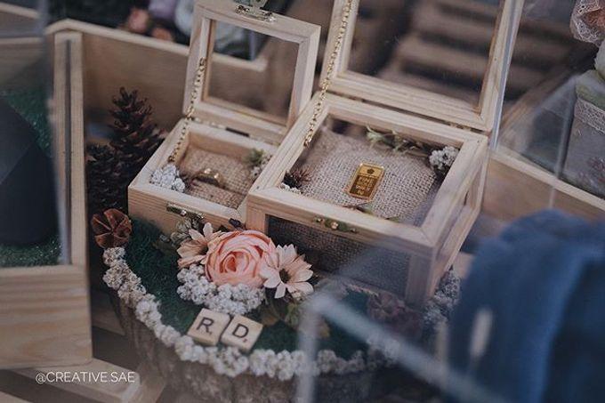 Seserahan Mba Rani & Mas Dika Wedding by Sae Creative - 006