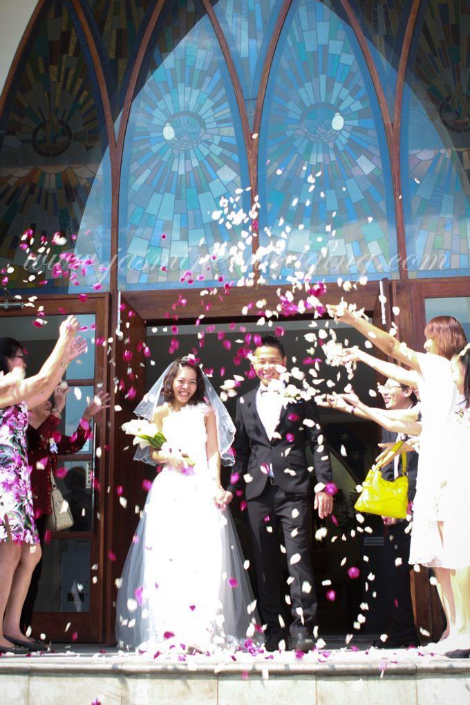 Wedding Blessing Ceremony Part V by Jasmine Wedding Bali - 005