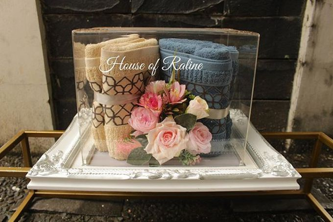 All Pink by House of Raline Wedding Hampers - 004