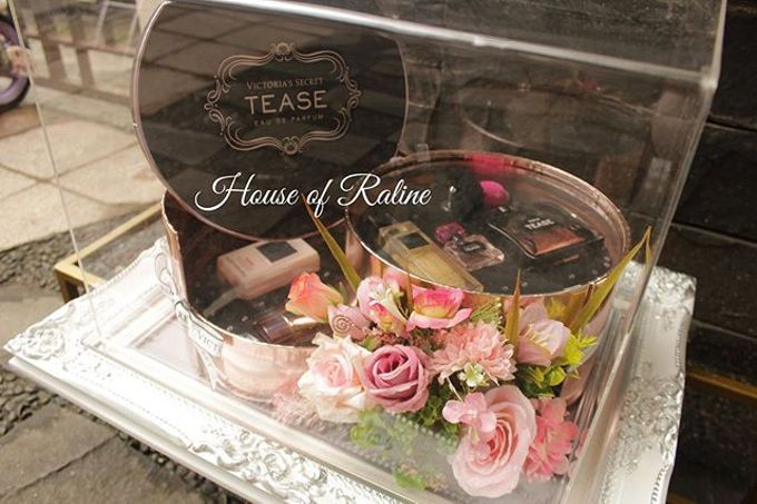 All Pink by House of Raline Wedding Hampers - 001