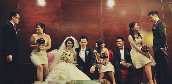 The Wedding - Franky + Irene by Studio 8 Bali Photography - 038