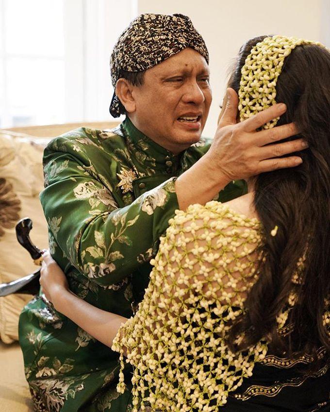 The Wedding of Tasha & Steven by Akasya Catering - 003