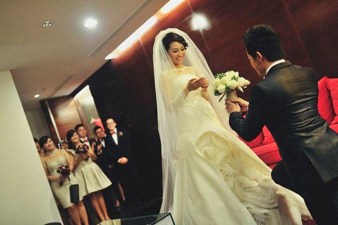 The Wedding - Franky + Irene by Studio 8 Bali Photography - 035