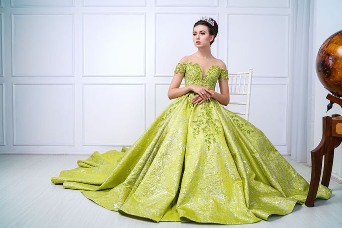 Gown for Mothers by Jeffry Sui Couture - 001