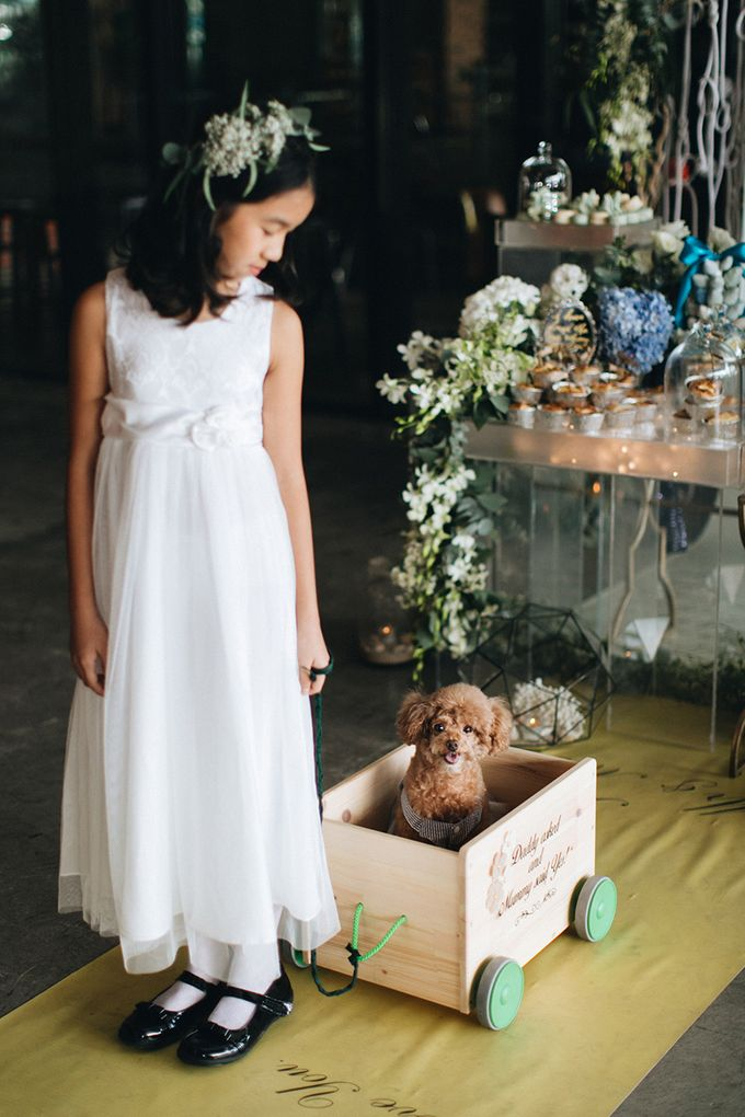 Atlantis Wedding by Arch and Vow Studio - 006