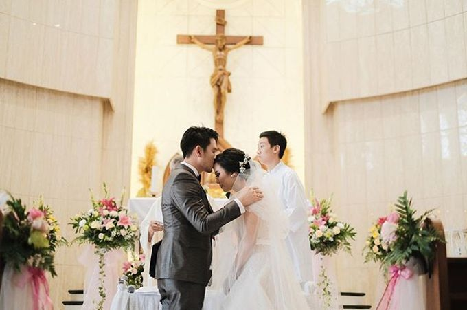The Wedding of Tasha & Steven by Akasya Catering - 007