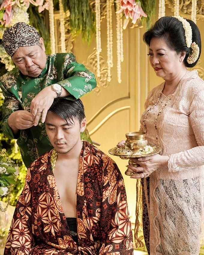 The Wedding of Tasha & Steven by Akasya Catering - 005