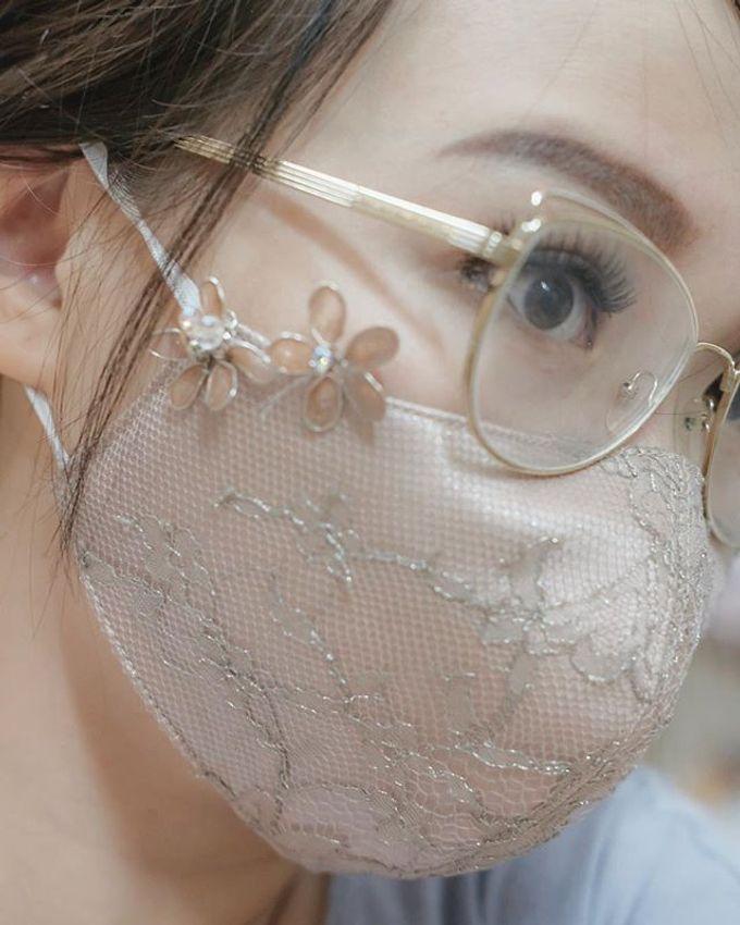 Jasmin mask by Lisa Ju - 008