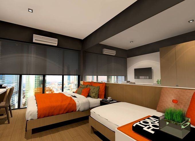 HOTEL ROOMS by AZUMI BOUTIQUE HOTEL - 003