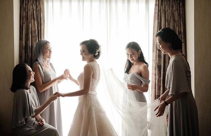 The Wedding of Tasha & Steven by Akasya Catering - 006