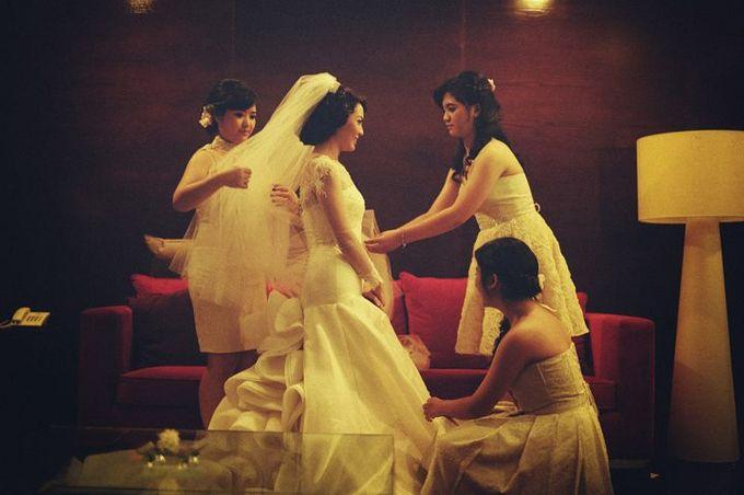 The Wedding - Franky + Irene by Studio 8 Bali Photography - 008