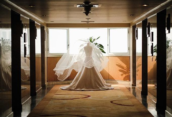 The Wedding of Tasha & Steven by Akasya Catering - 010