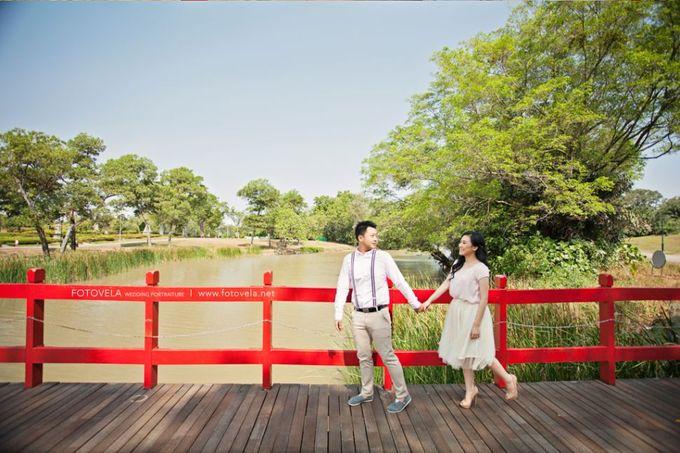 singapore Prewedding Fendy & Jeany by fotovela wedding portraiture - 004