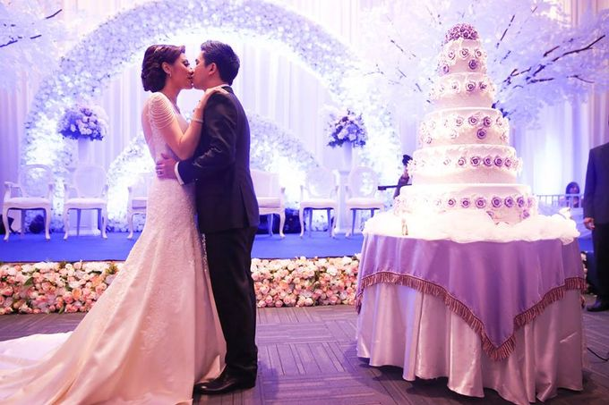 the wedding of Donald & Meliana - 23 Maret 2013 by Full House the organizer & entertainment - 020