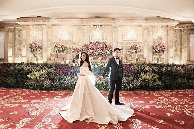 The Wedding of Tasha & Steven by Akasya Catering - 014