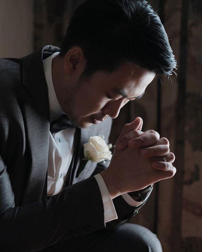 The Wedding of Tasha & Steven by Akasya Catering - 012