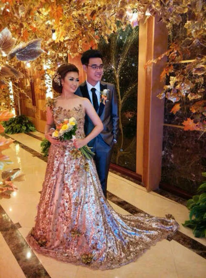 The Wedding Gown of Mee Djin Couture by Meedjin Couture - 008