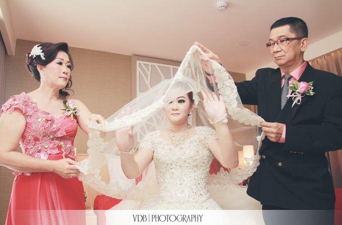 [Wedding Day] Rio & Winnie by VDB Photography - 027