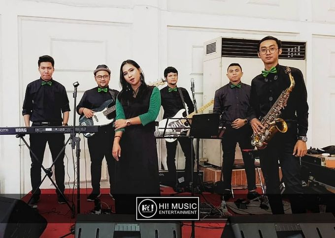 Wedding Reception Events (The Band) by Hi! Music Entertainment - 005