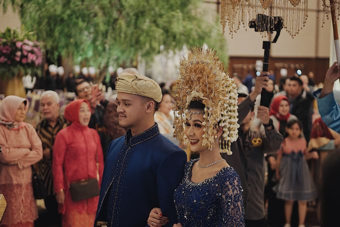 Wedding Renatha & Rafi by Indonesia Convention Exhibition (ICE) - 001
