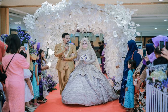 Wedding of Amrina & Farid by Rashdan Planner - 018