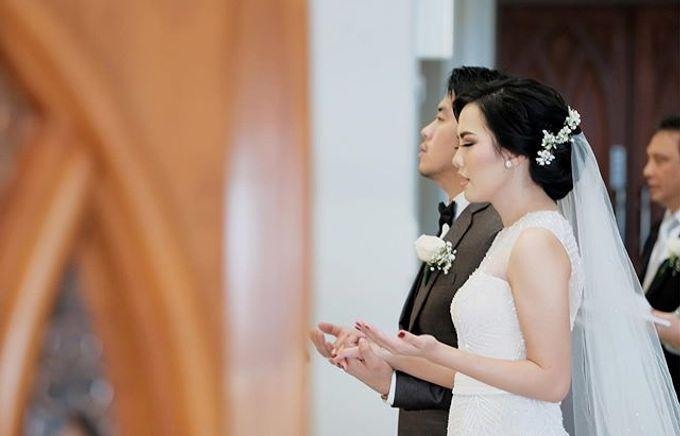 The Wedding of Tasha & Steven by Akasya Catering - 009