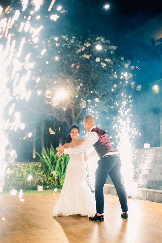 Debby & Mirza by The Sakala Resort Bali - 001