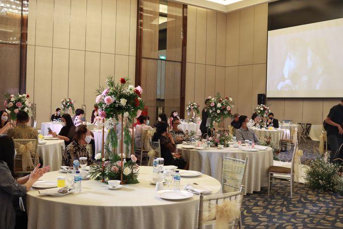 MC Wedding Intimate at Sheraton Gandaria Jakarta by Anthony Stevven by Anthony Stevven - 013