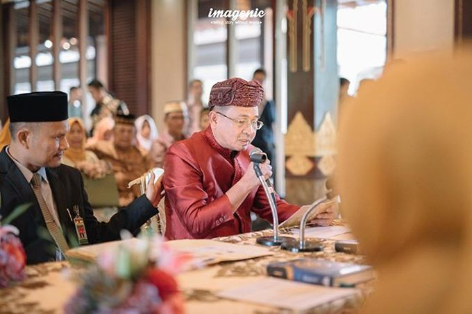 The Wedding of Tania & Fani by The Sultan Hotel & Residence Jakarta - 003