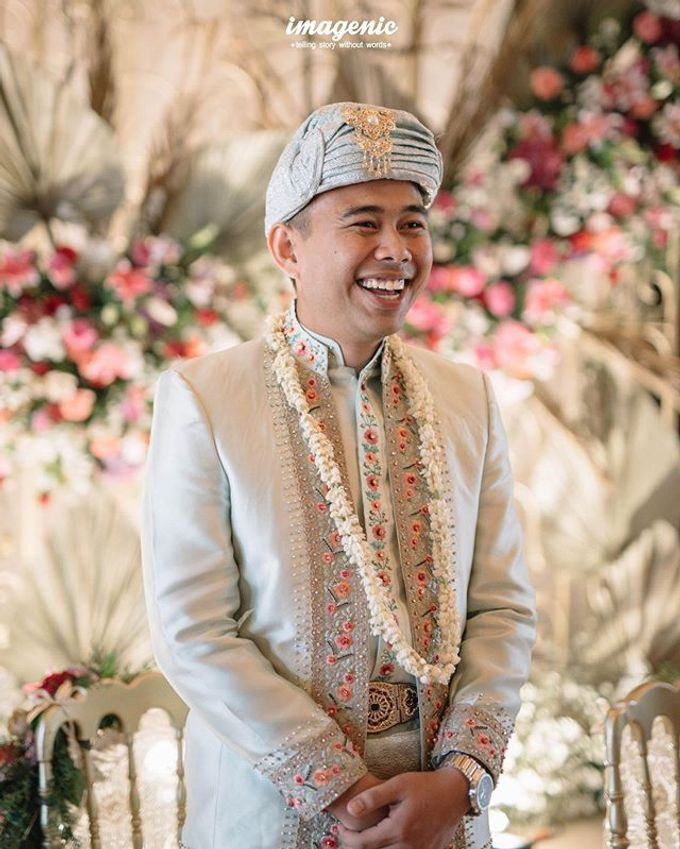 The Wedding of Tania & Fani by The Sultan Hotel & Residence Jakarta - 002