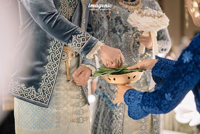 The Wedding of Tania & Fani by The Sultan Hotel & Residence Jakarta - 009