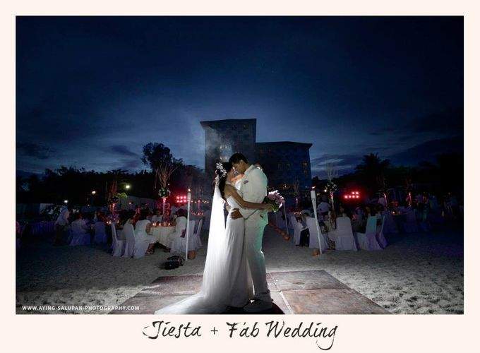 JIESTA & FAB WEDDING by Aying Salupan Designs & Photography - 006
