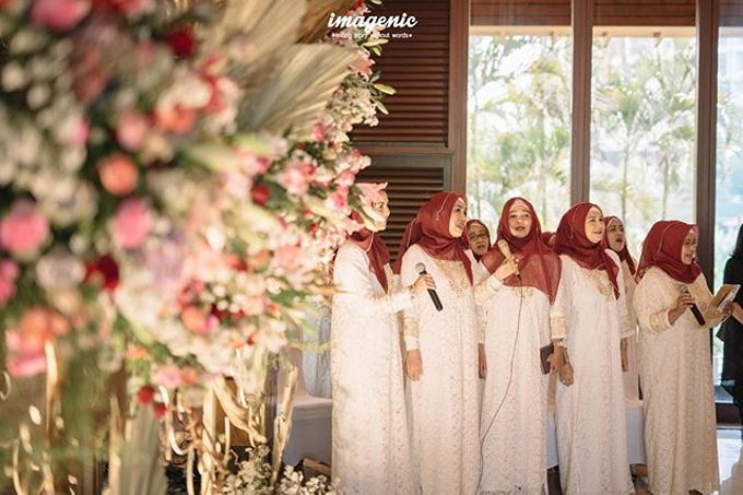 The Wedding of Tania & Fani by The Sultan Hotel & Residence Jakarta - 005