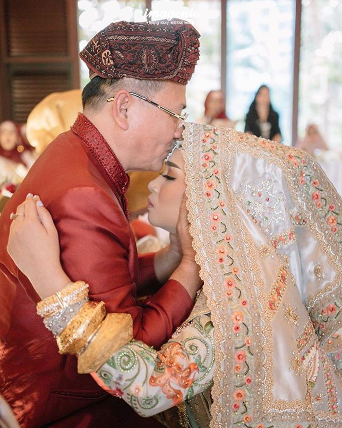 The Wedding of Tania & Fani by The Sultan Hotel & Residence Jakarta - 004