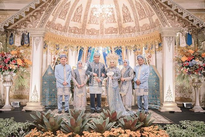 The Wedding of Tania & Fani by The Sultan Hotel & Residence Jakarta - 012