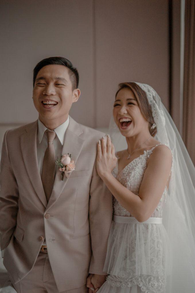 Alvin & Natasha Wedding by Philip Formalwear - 026