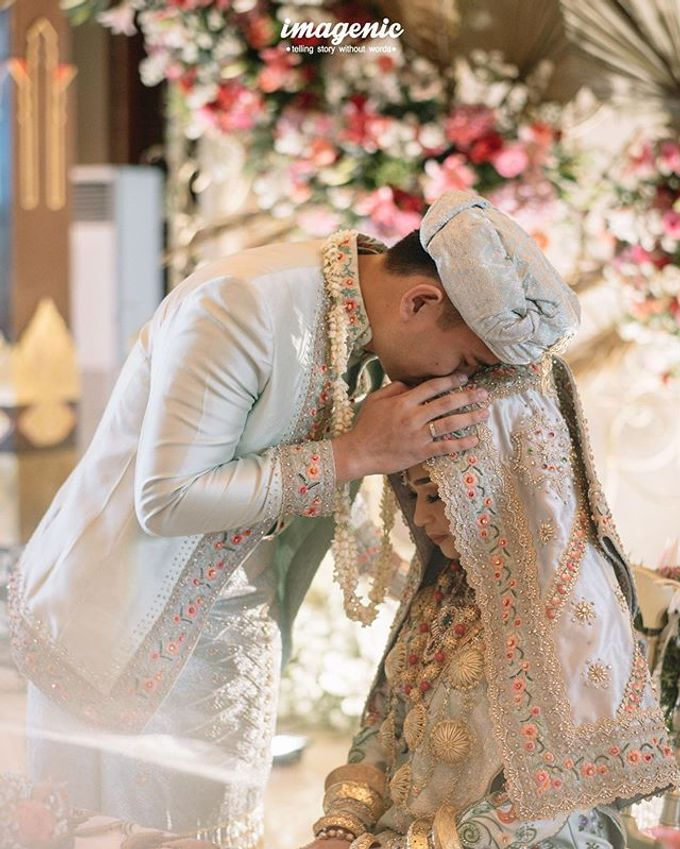 The Wedding of Tania & Fani by The Sultan Hotel & Residence Jakarta - 006
