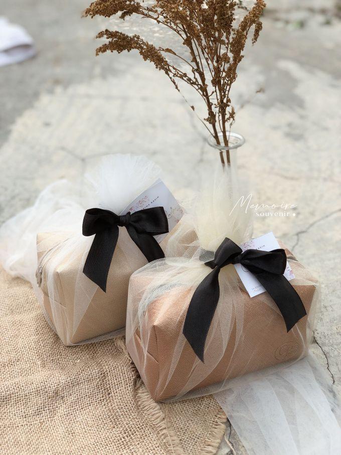 Boxy Pouch for Cinta & Radhi by Memoire Souvenir - 002
