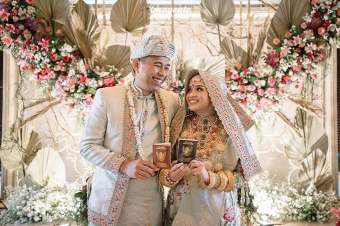 The Wedding of Tania & Fani by The Sultan Hotel & Residence Jakarta - 008