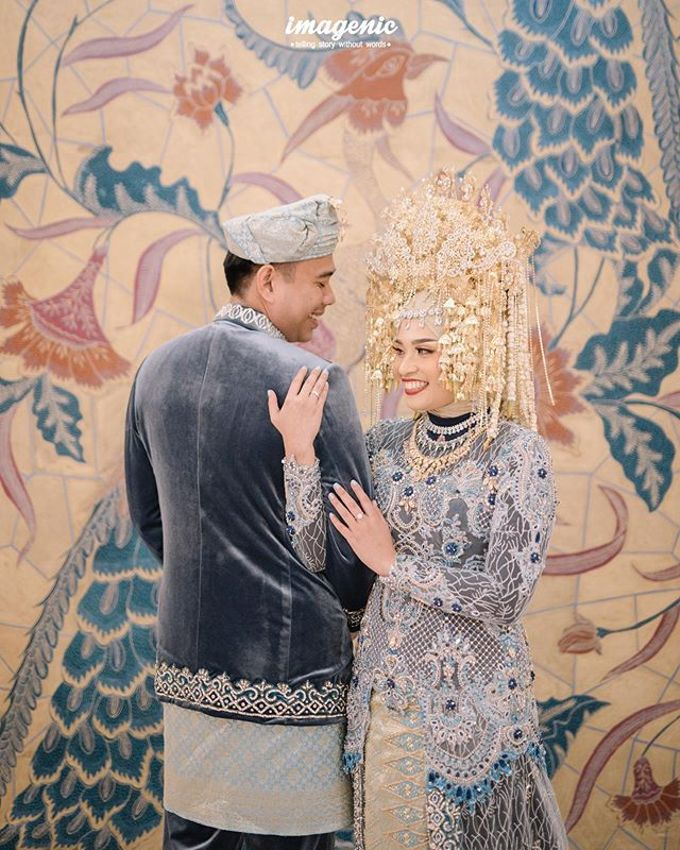 The Wedding of Tania & Fani by The Sultan Hotel & Residence Jakarta - 014