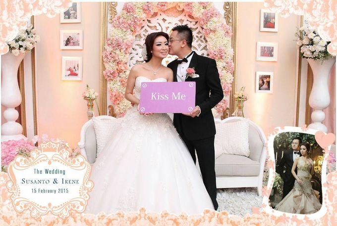 The Wedding of Susanto & Irene by Blooming Elise Flowers - 001