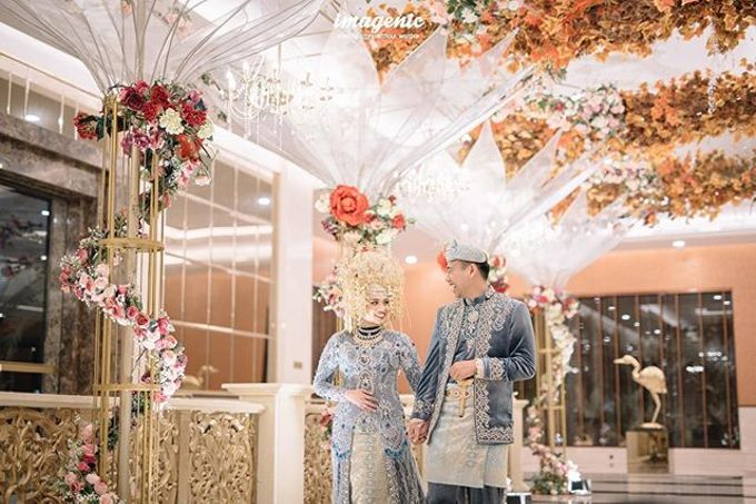 The Wedding of Tania & Fani by The Sultan Hotel & Residence Jakarta - 010
