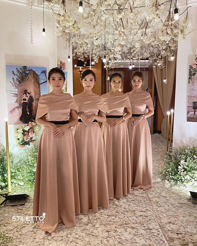 Wedding 2020 by STILETTO PAGAR AYU - 048