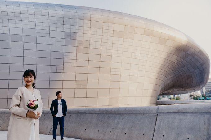 Prewedding Seoul by Ohana Enterprise - 003