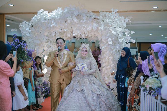 Wedding of Amrina & Farid by Rashdan Planner - 019