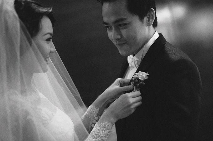 The Wedding - Franky + Irene by Studio 8 Bali Photography - 037