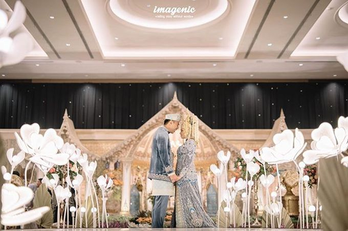 The Wedding of Tania & Fani by The Sultan Hotel & Residence Jakarta - 013