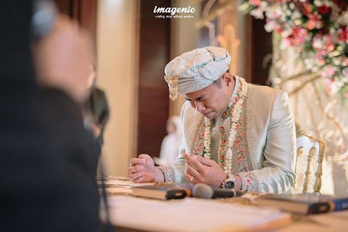 The Wedding of Tania & Fani by The Sultan Hotel & Residence Jakarta - 007